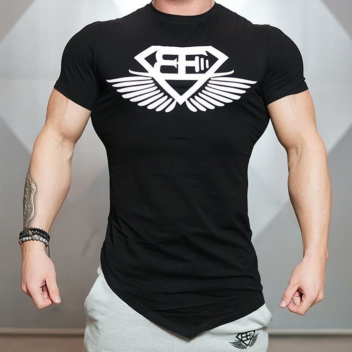 Body Engineer Engineered Life T-shirt Black XXL