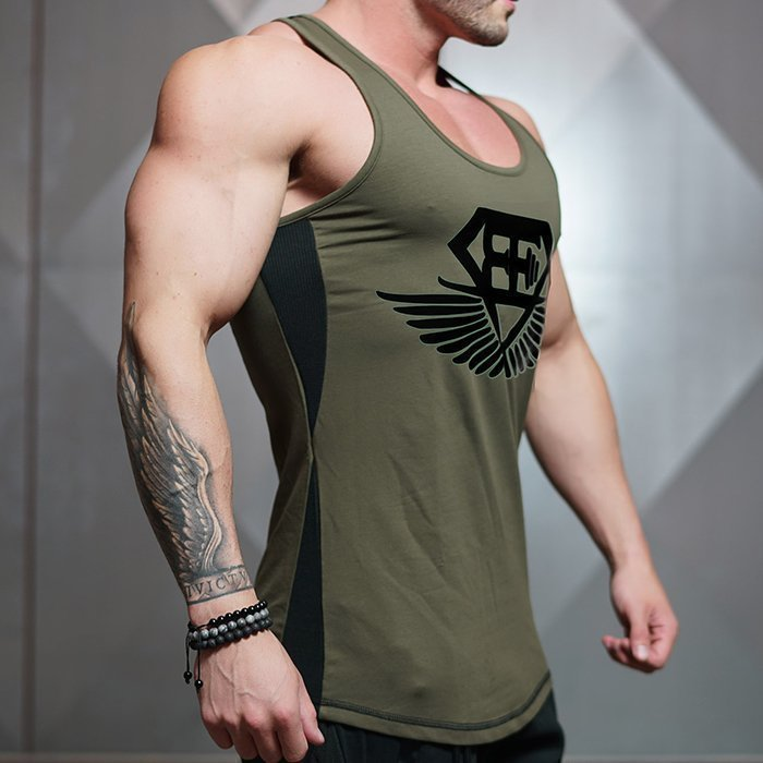 Body Engineer LVL Stringer War Green XL