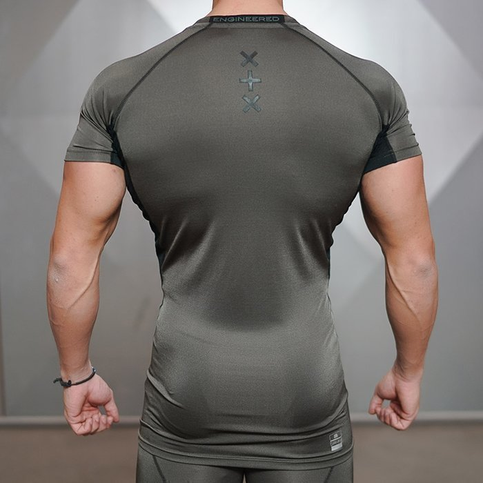 Body Engineer Ventus Shortsleeve Army L