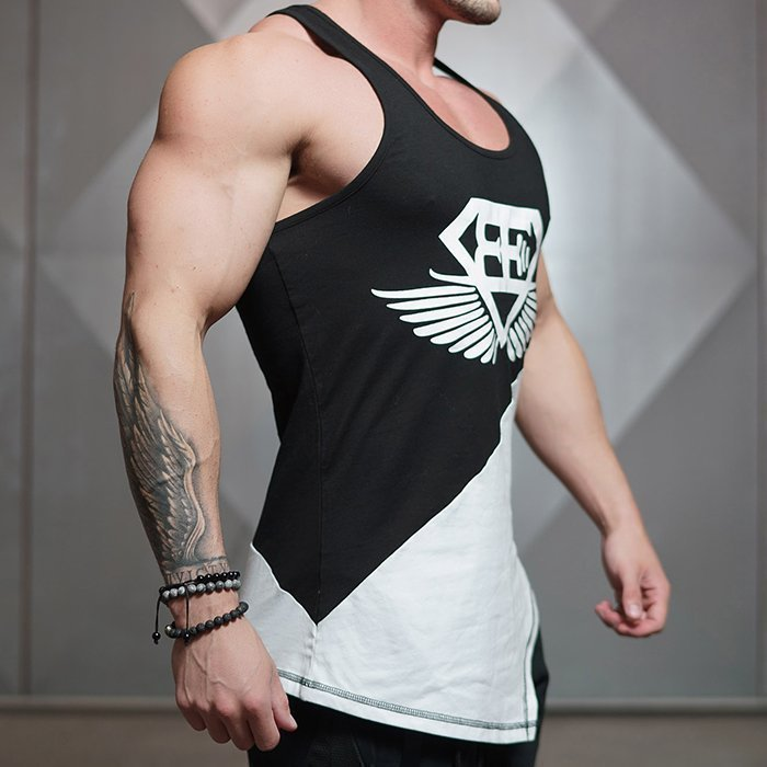 Body Engineer XA1 Stringer Black/Contrast XL