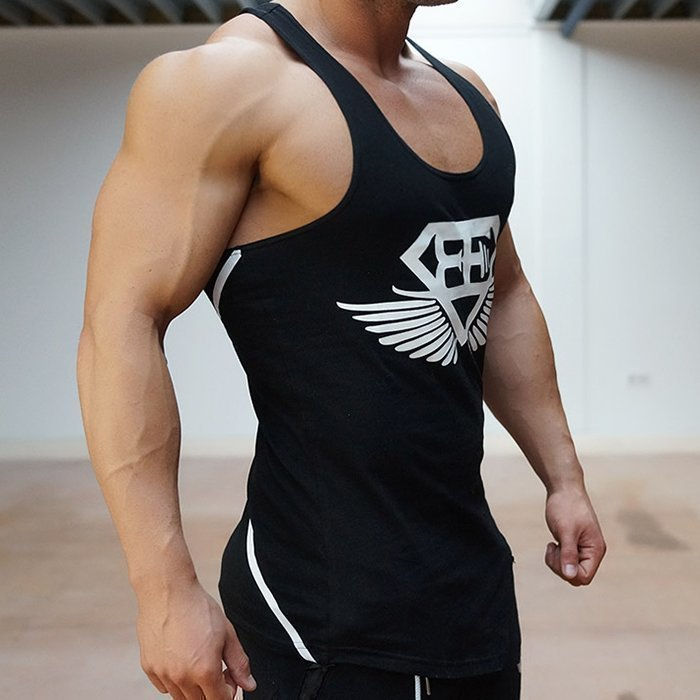 Body Engineer XA1 Stringer Black/White S