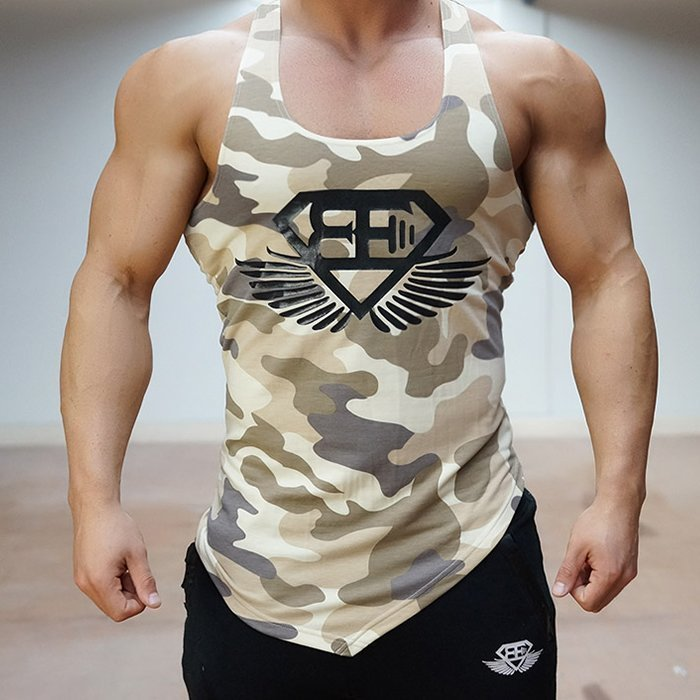 Body Engineer XA1 Stringer Desert Camo XL
