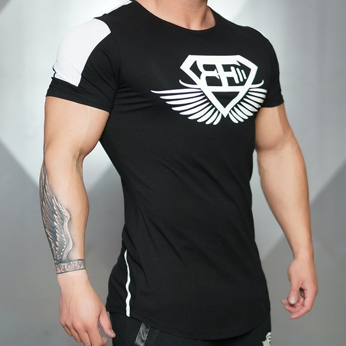 Body Engineer XA1 Vindict T-shirt Black