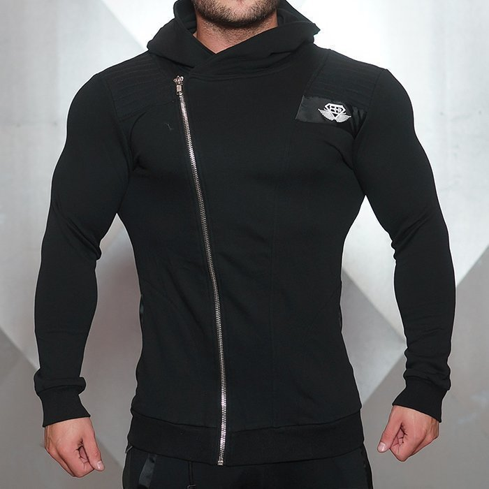 Body Engineer Yurei Hoodie Black