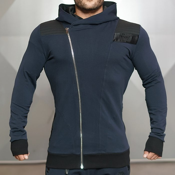 Body Engineer Yurei Hoodie Navy XXL