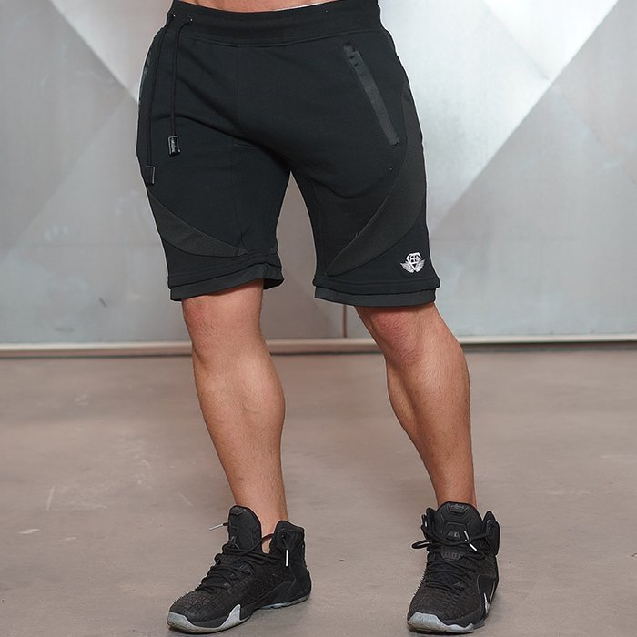 Body Engineer Yurei Shorts Black XXL