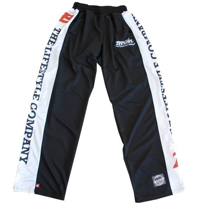 Brachial Pain Pant black/white