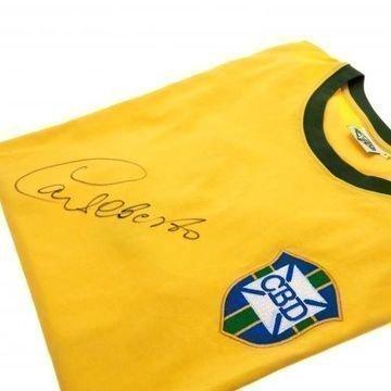 Brasil Alberto Signed Shirt