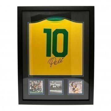 Brasilia Pelen Signeeraama Paita (Kehystetty)