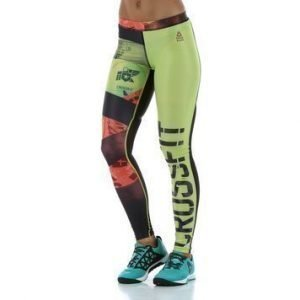 CF Compression Tight AOP