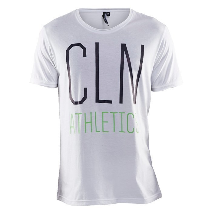 CLN Athletics CLN Brave Tee White