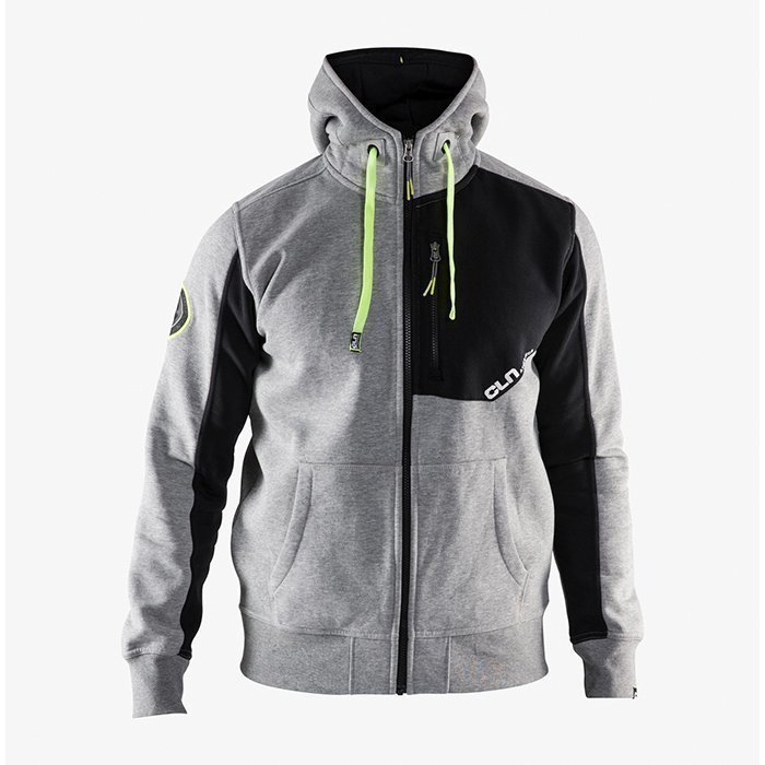 CLN Athletics CLN Close Hood Light Grey L