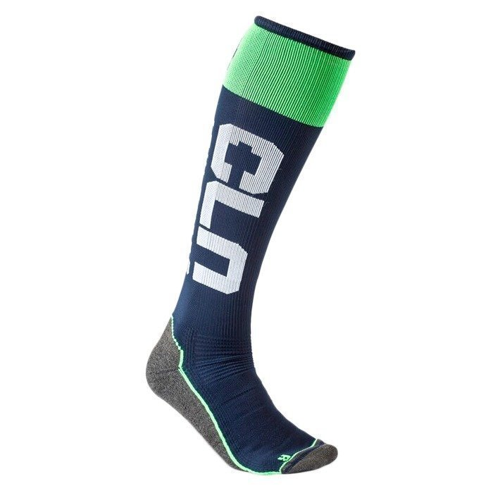 CLN Athletics CLN Compression Socks 2.0 Navy 40-42