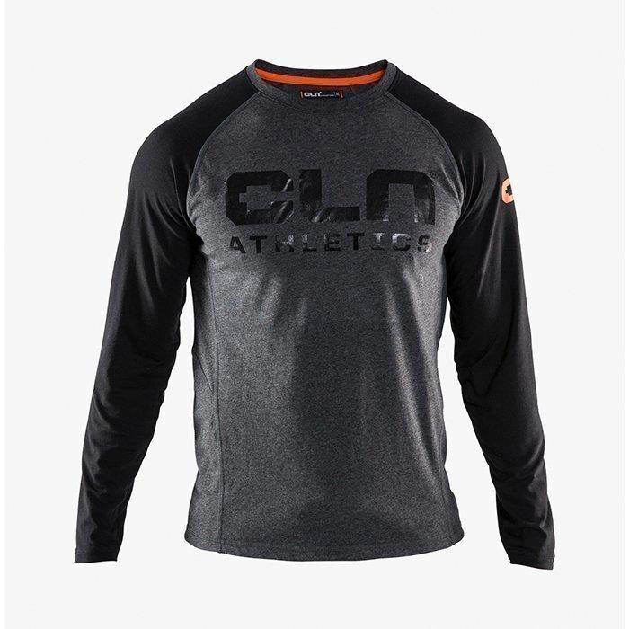 CLN Athletics CLN Drake Longsleeve Dark Grey XL