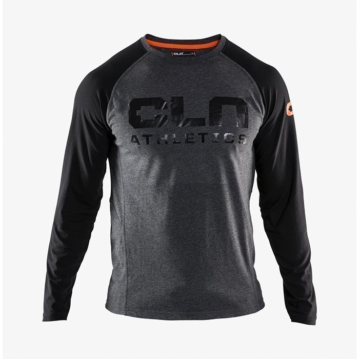 CLN Athletics CLN Drake Longsleeve Dark Grey