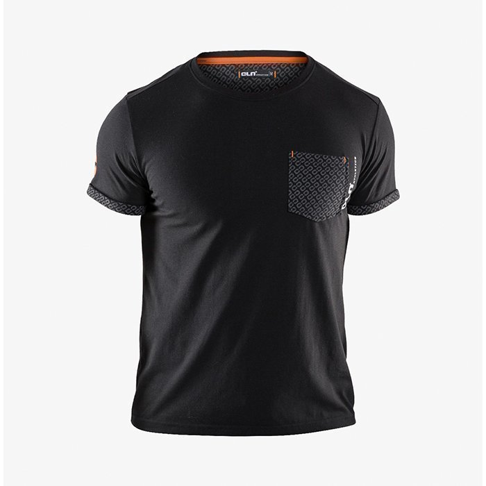 CLN Athletics CLN Hollow Tee Black S