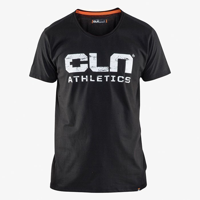 CLN Athletics CLN Main Tee Black M