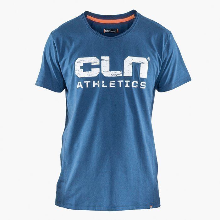 CLN Athletics CLN Main Tee Blue