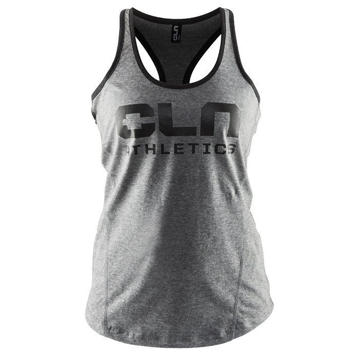 CLN Athletics CLN Promo Tank Grey