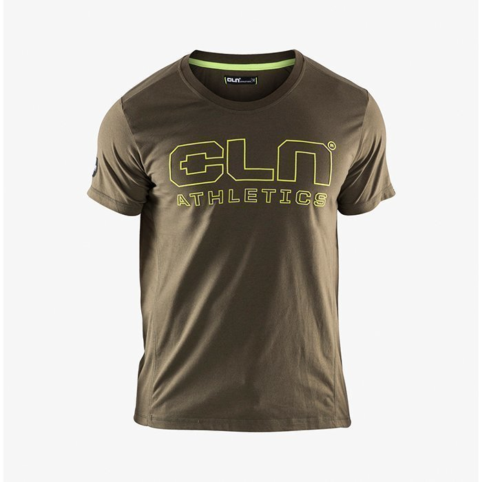 CLN Athletics CLN Repeat Tee Turtle XL