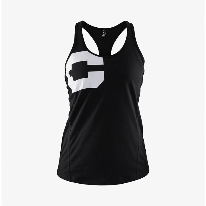 CLN Athletics CLN Women Big C Tank Black L