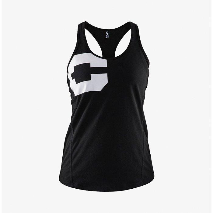 CLN Athletics CLN Women Big C Tank Black L