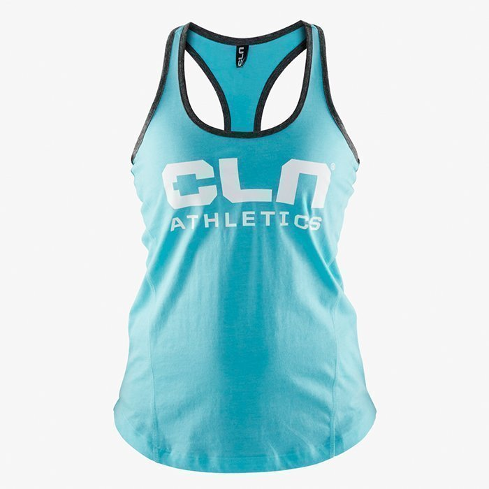 CLN Athletics CLN Women Promo Tank Mint L