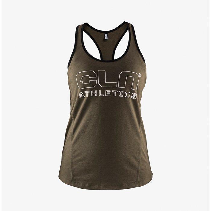CLN Athletics CLN Women Universal Tank Turtle XS