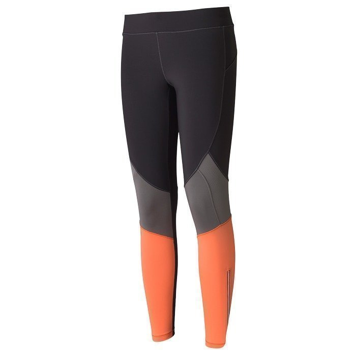 Casall Dash Running Tights neon salmon