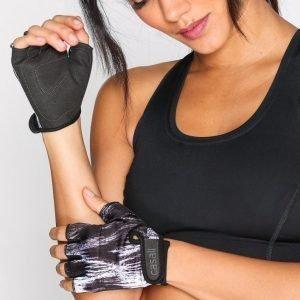 Casall Exercise Glove Style Treenikäsineet Valkoinen / Musta