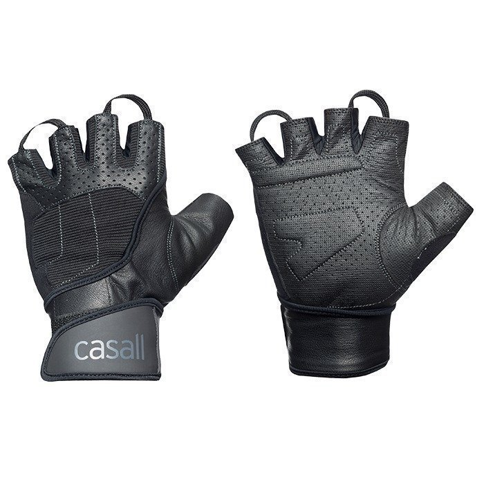 Casall Exercise glove HLS black S