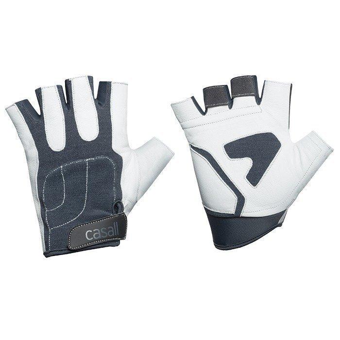 Casall Exercise glove PRO white/grey XL