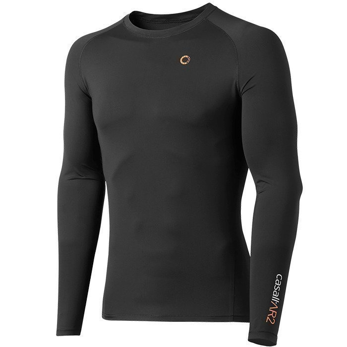 Casall M AR2 Compression Longsleeve black S