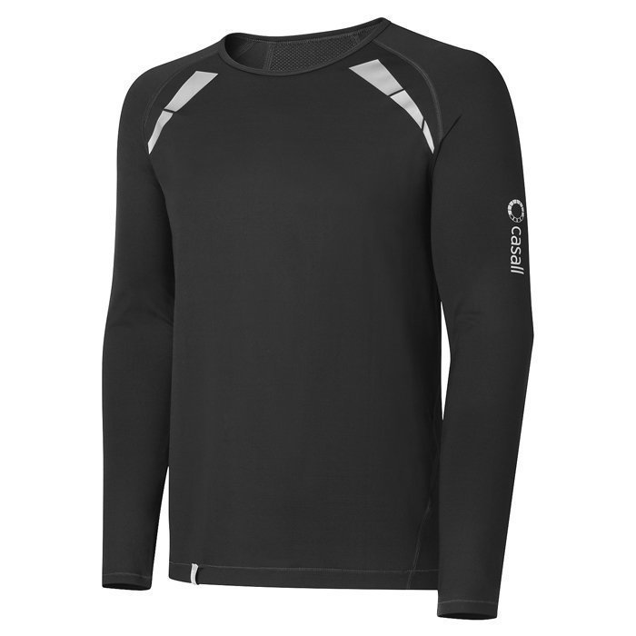 Casall M Power Longsleeve Black S