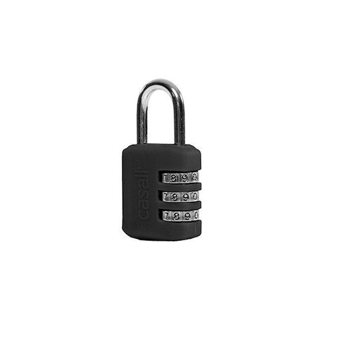 Casall Padlock training locker black