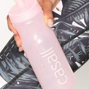 Casall Soft Bottle 0.7 L Vesipullo Vaaleanpunainen