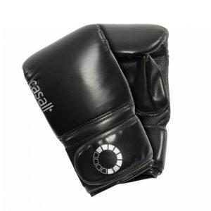 Casall Velcro Box Nyrkkeilyhanskat Musta L