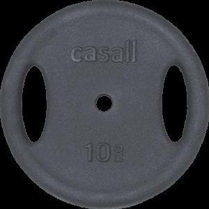 Casall Wght Plt Grip Levypaino 10 Kg