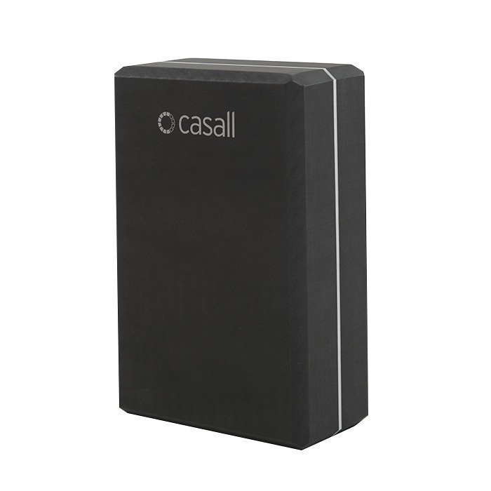 Casall Yoga Block Black/White