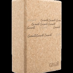 Casall Yoga Block Natural Cork Joogatiili