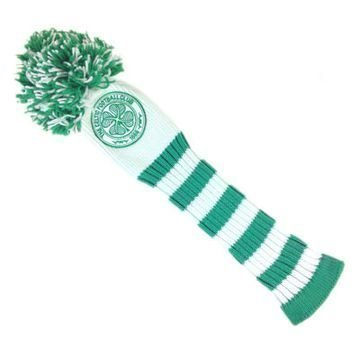 Celtic Golf Headcover Pompom Driver
