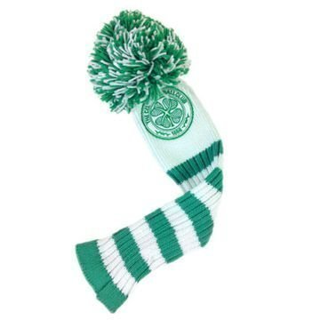 Celtic Golf Headcover Pompom Fairway