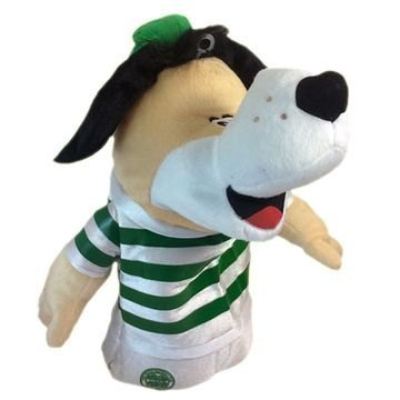 Celtic Headcover Maskotti