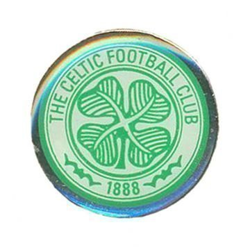 Celtic Pinssi Badge