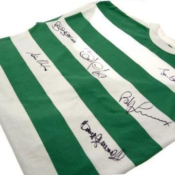 Celtic Signeerattu Pelipaita