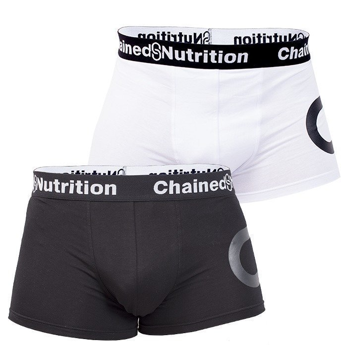 Chained Nutrition Boxer Shorts 2-pack