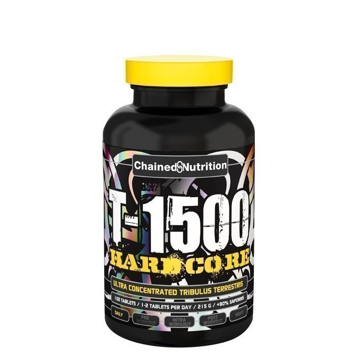 Chained Nutrition T-1500 Hardcore 100 tabs
