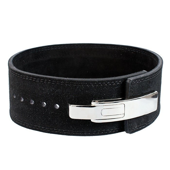 Chained Nutrition Weight Lifting Belt Black L