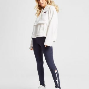 Champion Script Leggings Sininen