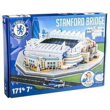 Chelsea 3D Palapeli Stamford Bridge